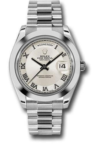 Rolex Oyster Perpetual Day-Date II President 218206 icrp