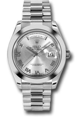Rolex Oyster Perpetual Day-Date II President 218206 rrp
