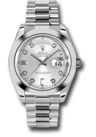Rolex Oyster Perpetual Day-Date II President 218206 sdp