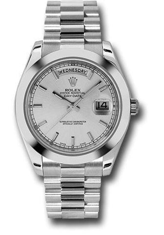 Rolex Oyster Perpetual Day-Date II President 218206 sip