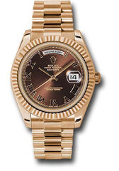 Rolex Oyster Perpetual Day-Date II President 218235 brrp