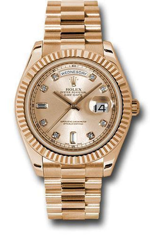 Rolex Oyster Perpetual Day-Date II President 218235 chdp
