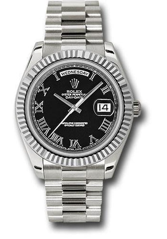 Rolex Oyster Perpetual Day-Date II President 218239 bkrp