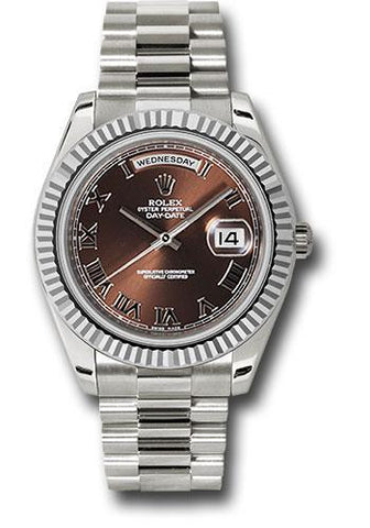 Rolex Oyster Perpetual Day-Date II President 218239 brrp