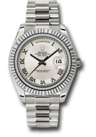 Rolex Oyster Perpetual Day-Date II President 218239 icrp
