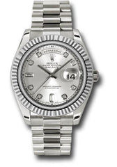 Rolex Oyster Perpetual Day-Date II President 218239 sdp