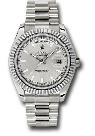 Rolex Oyster Perpetual Day-Date II President 218239 sip