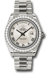 Rolex Oyster Perpetual Day-Date II President 218349 icrp