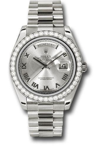 Rolex Oyster Perpetual Day-Date II President 218349 rrp