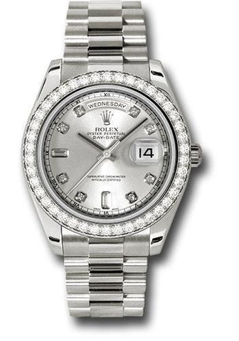 Rolex Oyster Perpetual Day-Date II President 218349 sdp