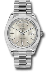 Rolex Oyster Perpetual Day-Date 40 Watch 228206 ssmip