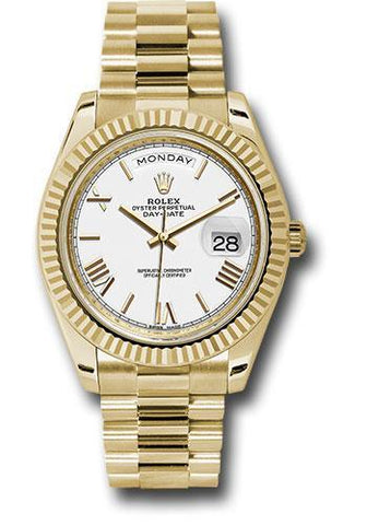 Rolex Oyster Perpetual Day-Date 40 Watch 228238 wrp