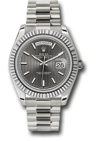 Rolex Oyster Perpetual Day-Date 40 Watch 228239 rsmip