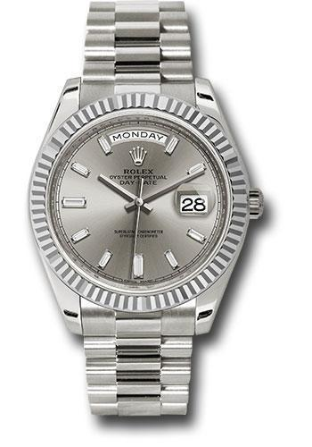 Rolex Oyster Perpetual Day-Date 40 Watch 228239 sbdp