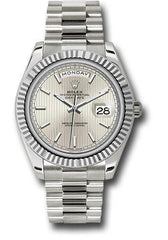 Rolex Oyster Perpetual Day-Date 40 Watch 228239 ssmip