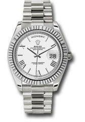 Rolex Oyster Perpetual Day-Date 40 Watch 228239 wrp