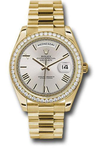 Rolex Oyster Perpetual Day-Date 40 Watch 228348RBR sdrp