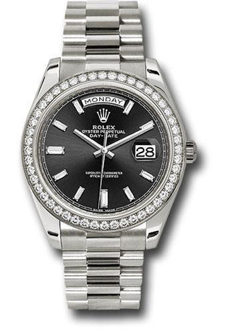Rolex Oyster Perpetual Day-Date 40 Watch 228398TBR bkbdp