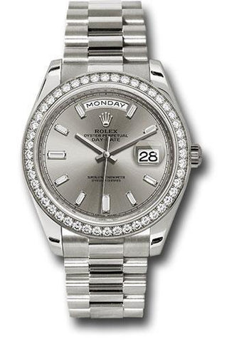 Rolex Oyster Perpetual Day-Date 40 Watch 228349RBR sbdp