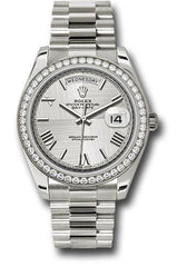 Rolex Oyster Perpetual Day-Date 40 Watch 228349RBR sqmrp