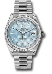 Rolex Oyster Perpetual Day-Date 40 Watch 228396TBR ibdmip