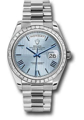 Rolex Oyster Perpetual Day-Date 40 Watch 228396TBR ibqmrp