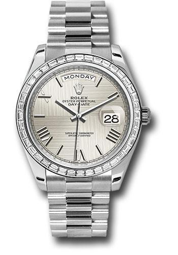 Rolex Oyster Perpetual Day-Date 40 Watch 228396TBR sqmrp