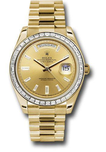 Rolex Oyster Perpetual Day-Date 40 Watch 228398TBR chbdp
