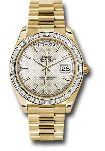Rolex Oyster Perpetual Day-Date 40 Watch 228398TBR sdmip