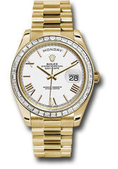 Rolex Oyster Perpetual Day-Date 40 Watch 228398TBR wrp