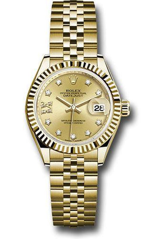 Rolex Lady Datejust 28mm Watch