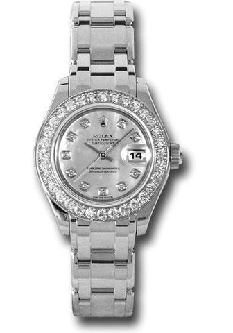 Datejust Pearlmaster Watch