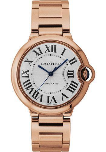Cartier Ballon Bleu Watch W69004Z2