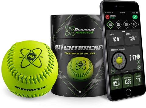 PitchTracker Softball