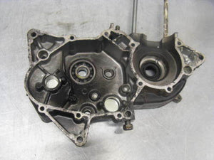 Suzuki RM50 RM 50 79 78 80 1979 ENGINE CRANK CASE LEFT SIDE COVER CRANKCASE OEM