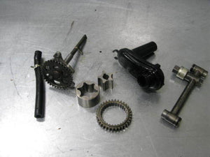 KAWASAKI ZX14R ZX14 ZX1400 08 ENGINE OIL PUMP PICK UP GEAR CHAIN SHAFT 2K MILES