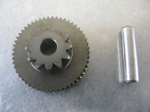 Suzuki 1997 GSF600 BANDIT GSF 600 97 Engine Starter Reduction Gear Idler Shaft