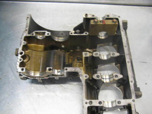 Kawasaki ZG1000 ZG 1000 Concours 92 1992 Engine Crank Cases Case Block Crankcase