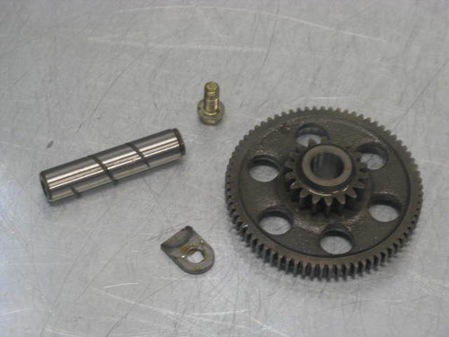 Mv Agusta F4 1000 06 2006 Starter Reduction Gear Gears Shaft Factory Original