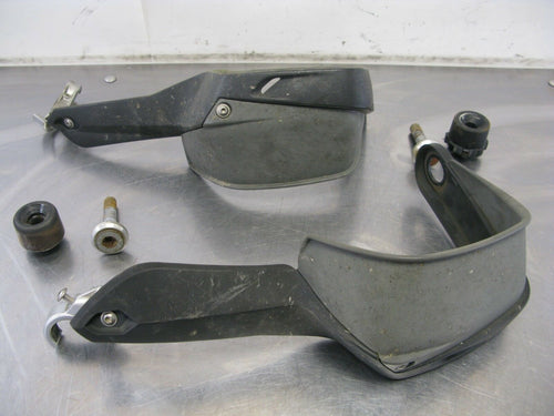 BMW 2009 F800GS F800 GS ABS 09 Left & Right Hand Guards With Throttle Lock USED