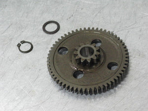 Ducati ST3 06 2006 Starter Reduction Gears Gear 13K Miles Idle Idler OEM Factory