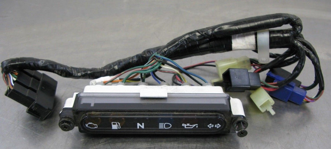 Triumph Sprint ST 955I 955 01 Dash Light Gauges Gauge Wiring Harness Loom 2001