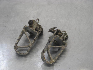 KTM 65SX SX65 65 SX 1999 99 1998-2008 Footpegs Foot Peg Left Right OEM Factory