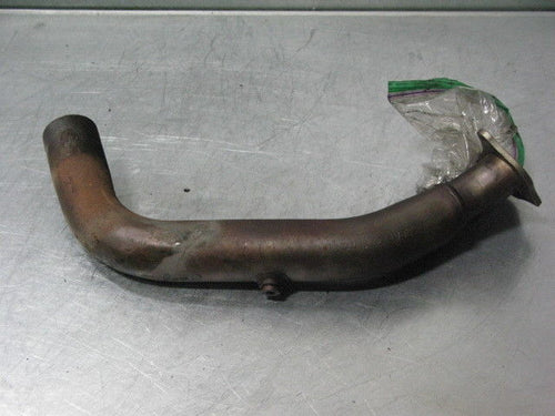 Ducati ST4S ST4 S 02 Exhaust Header Head Pipe Rear Original 13k Miles OEM 2002