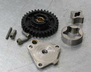 BMW F800GS F800 GS ABS 09 Left Side Engine Oil Pump + Gear 4K Miles 2009 OEM