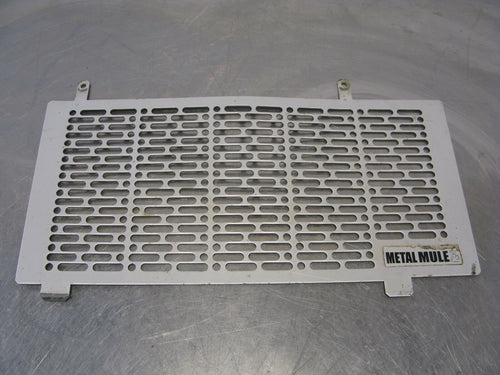 BMW 2009 F800GS F800 GS ABS 09 Metal Mule Radiator Guard Cover Screen USED