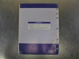 SUZUKI OWNERS FACTORY SERVICE MANUAL 1994 94 RM80 RM 80 [R] 99011-02B28-03A OEM