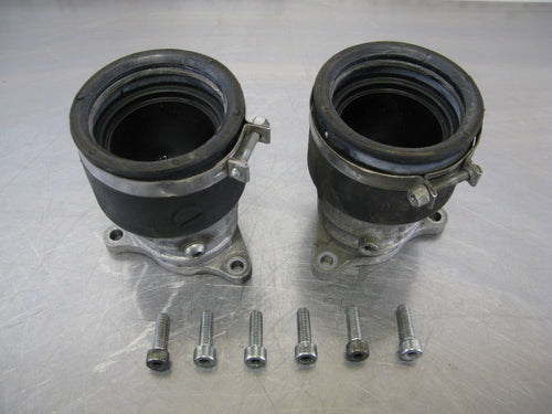 Ducati ST3 06 2006 Throttle Body Intake Boots 13K Miles Boot Rubber OEM Factory