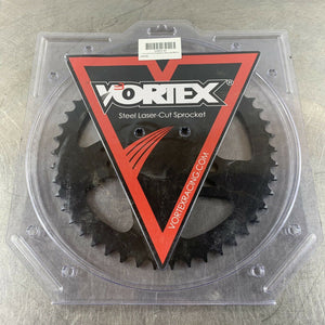 Vortex 528AS-46 Rear Sprocket 2000-2009 Suzuki SV650 46 Tooth Steel Sprocket