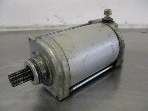 BMW F650GS F650 GS 07 ABS Single Starter Motor 10K Miles OEM Factory Genuine